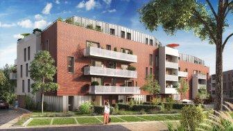 Appartements neufs L'Intemporel éco-habitat à Roncq