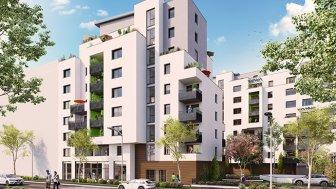 Appartements neufs Le Vertuose 2 éco-habitat à Metz