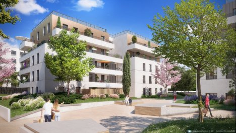 Appartement neuf Le Parc Renaissance - 2ème Tranche éco-habitat à Antony