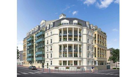 Appartement neuf Villa Impériale éco-habitat à Le Plessis Robinson