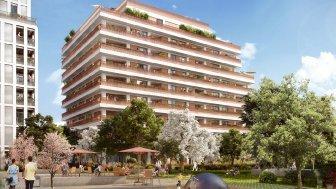 Appartements neufs Natural Square investissement loi Pinel à Lyon 7ème