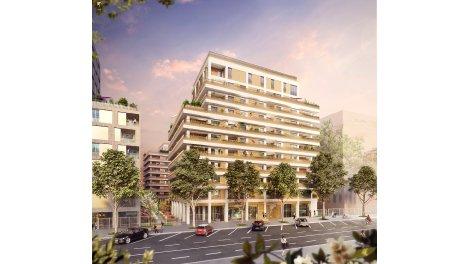 Maisons neuves Natural Square à Lyon 7ème