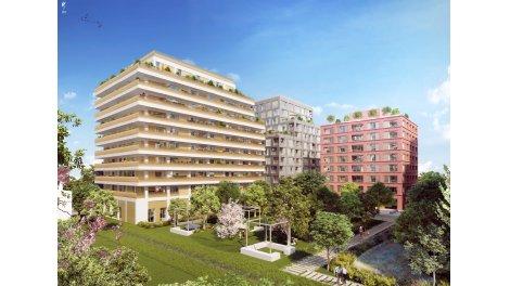 appartement neuf à Lyon 7ème