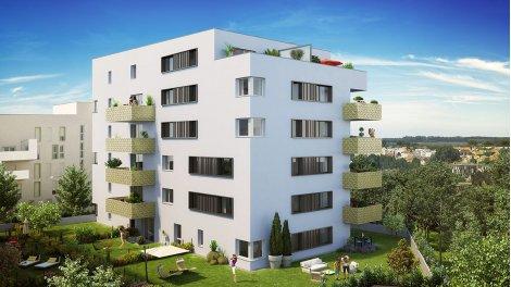 immobilier ecologique à Lingolsheim