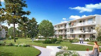 Appartements neufs Les Suites du Lac à Thonon-les-Bains