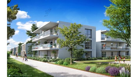 appartement neuf à Thonon-les-Bains