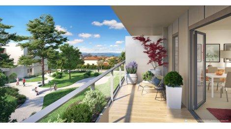logement neuf à Thonon-les-Bains