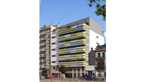 Appartement neuf Le Temps des Arts éco-habitat à Perpignan