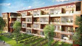 Appartements neufs Renaissance éco-habitat à Haguenau