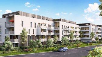 Appartements neufs Les Terrasses d'Aelys à Thionville