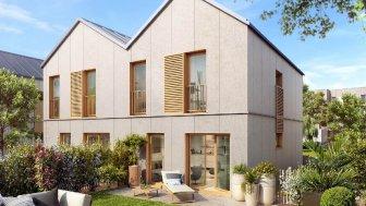Appartements et maisons neuves Wood Side éco-habitat à Bessancourt