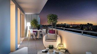 Appartements neufs Résidence de l'Etoile investissement loi Pinel à Saint-Nazaire