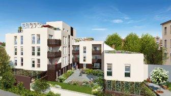 Appartements neufs Serena à Lyon 8ème