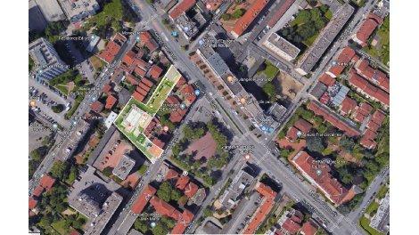 appartement neuf à Lyon 8ème