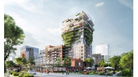 Appartement neuf Sky & Garden à Asnieres-sur-Seine
