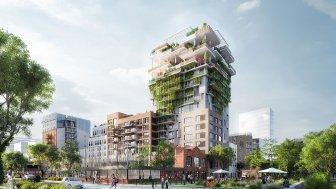 Appartements neufs Asnières-sur-Seine éco-habitat à Asnieres-sur-Seine