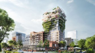 Appartements neufs Sky & Garden investissement loi Pinel à Asnieres-sur-Seine