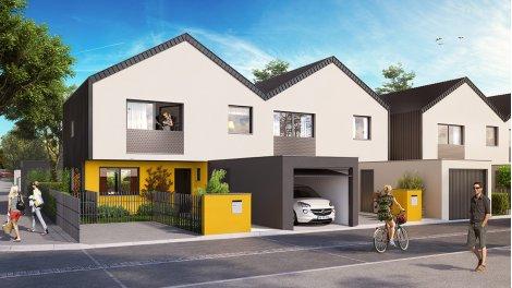 Appartements et maisons neuves Vita Nova 2 éco-habitat à Brumath