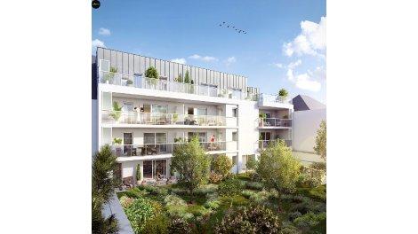 Appartement neuf Les Villas d'Eléanor éco-habitat à Vannes