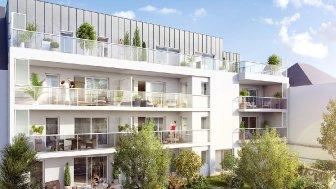 Appartements neufs Les Villas d'Eléanor éco-habitat à Vannes