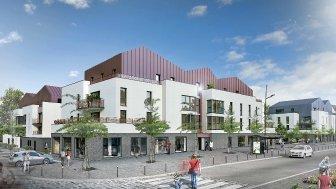 Appartements neufs Mondévilla éco-habitat à Mondeville