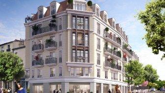 Appartements neufs Villa Fleury investissement loi Pinel à Clamart