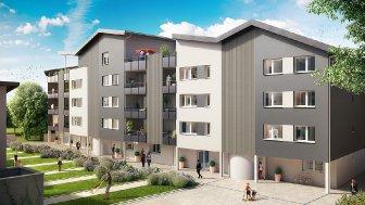 Appartements et maisons neuves Via Julia investissement loi Pinel à Dijon