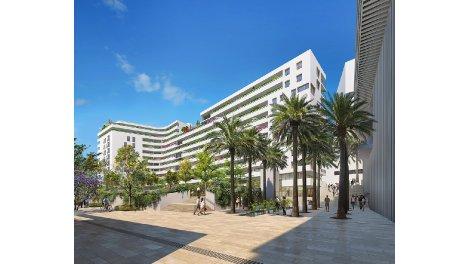 Appartement neuf La Voile Blanche à Toulon