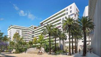 Appartements neufs La Voile Blanche à Toulon