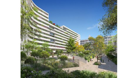 logement neuf à Toulon