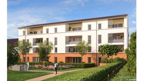 Appartement neuf Résidence Estela éco-habitat à Blagnac