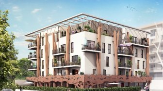 Appartements neufs Grandmont Park 2 investissement loi Pinel à Tours