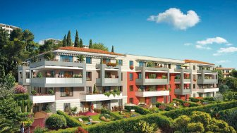 Appartements neufs Lorenza Parc à Saint-Laurent-du-Var