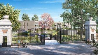 Appartements neufs Le Carré Barbieux éco-habitat à Roubaix