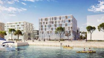 Appartements neufs Résidence Quai Péristyle éco-habitat à Lorient