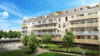 Appartements neufs Les Impressionnistes investissement loi Pinel à Rouen