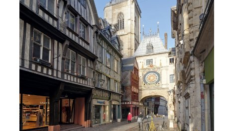 immobilier basse consommation à Rouen