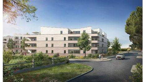 Appartement neuf Le Parc Montesquieu à Cugnaux