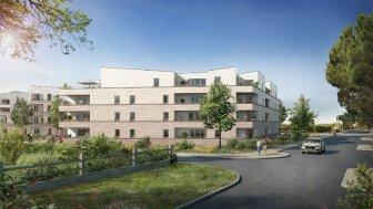Appartements neufs Le Parc Montesquieu à Cugnaux
