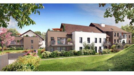Appartement neuf Nature et O à Maxilly-sur-Léman