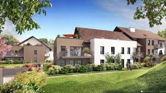 Appartements neufs Nature et O à Maxilly-sur-Léman