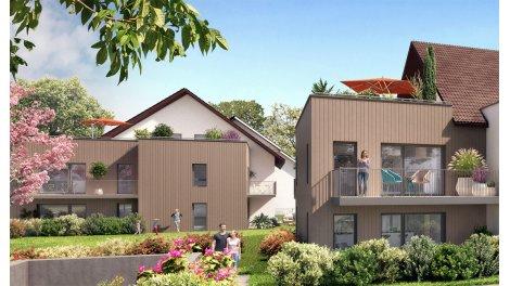 appartement neuf à Maxilly-sur-Léman