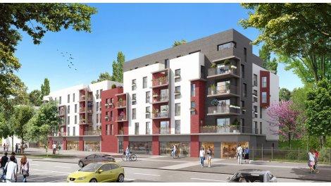 Appartement neuf Boréal éco-habitat à Tremblay-en-France