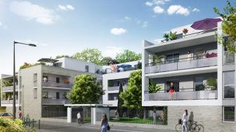Appartements neufs Le Clos d'Ambroise éco-habitat à Toulouse