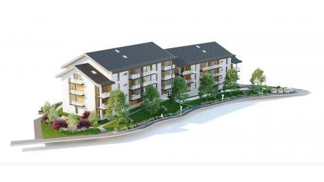 appartement neuf à La Balme-de-Sillingy