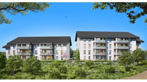 logement neuf à La Balme-de-Sillingy
