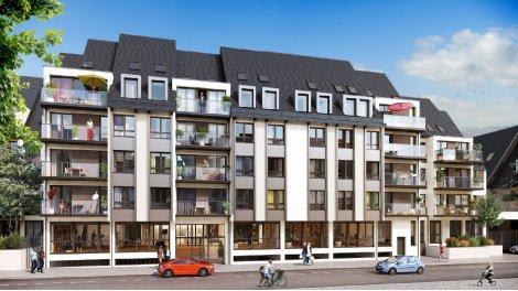 Appartement neuf L'Académie 35 à Strasbourg