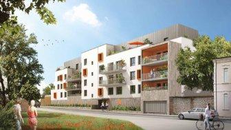 Appartements neufs Eclat de Seine éco-habitat à Rouen