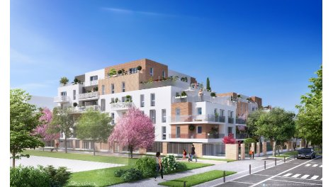 Appartement neuf Neo Park TR.2 investissement loi Pinel à Noisy-le-Grand