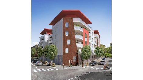 Appartement neuf L'Etoile Hoche éco-habitat à Nîmes